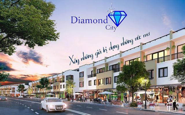Những lợi thế tạo nên sức hút của dự án Diamond City Tân Quy Củ Chi - Ảnh 1.