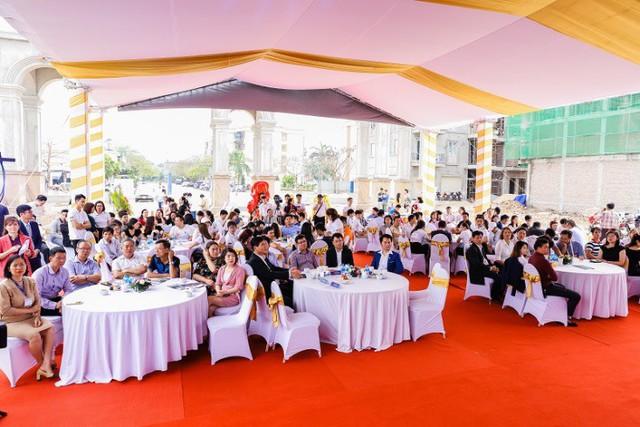 Việt Anh JSC động thổ xây dựng khu biệt thự dự án Làng Việt kiều quốc tế tại Hải Phòng - Ảnh 1.