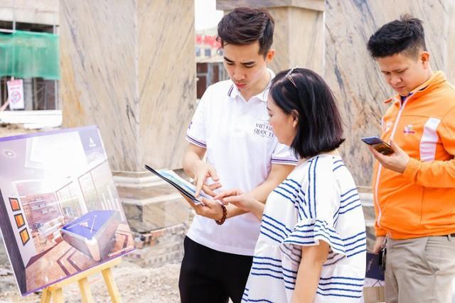 Việt Anh JSC động thổ xây dựng khu biệt thự dự án Làng Việt kiều quốc tế tại Hải Phòng - Ảnh 2.
