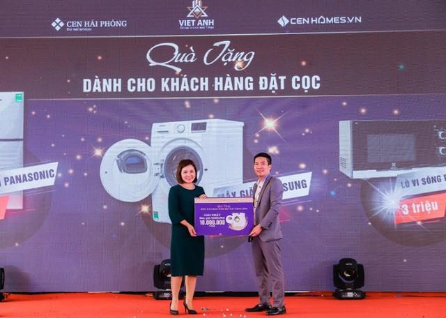 Việt Anh JSC động thổ xây dựng khu biệt thự dự án Làng Việt kiều quốc tế tại Hải Phòng - Ảnh 3.