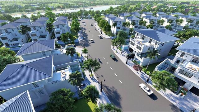 Việt Anh JSC động thổ xây dựng khu biệt thự dự án Làng Việt kiều quốc tế tại Hải Phòng - Ảnh 4.