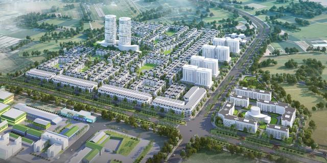 Lộ diện đơn vị phân phối chính thức dự án cao cấp KĐT Tràng Duệ -  Seoul Ecohome - Ảnh 1.