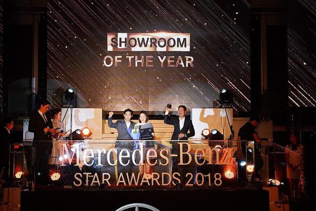 Mercedes-Benz An Du xuất sắc giành nhiều giải thưởng quan trọng tại Lễ tôn vinh Đại lý năm 2018 của Mercedes-Benz Việt Nam - Ảnh 2.
