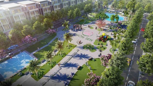 Dabaco Group và CenLand ký kết hợp tác phát triển dự án KĐT Vườn Sen - Ảnh 1.