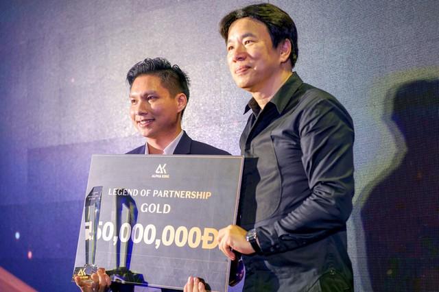 """Đông Tây Land chính thức chinh phục Giải Vàng """"Legend of Partnership"""" từ CĐT Alpha King danh tiếng - Ảnh 2."""