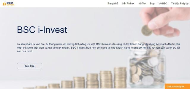 """BSC i-Invest: Để nhà đầu tư không còn là """"nhà đầu cơ"""" - Ảnh 1."""