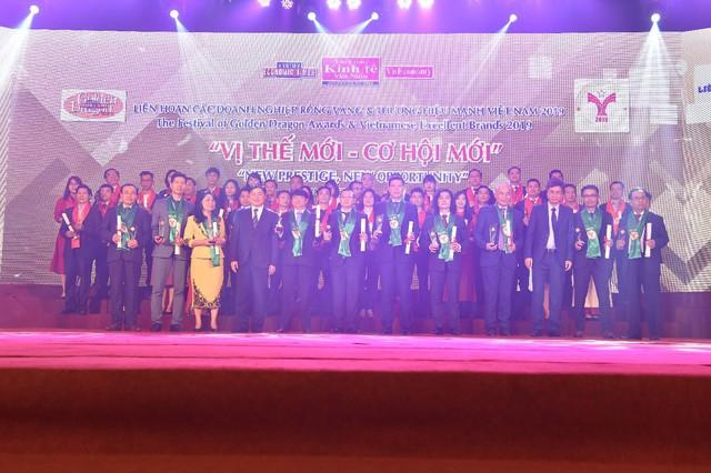 Agribank được vinh danh Thương hiệu Mạnh Việt Nam 2018 - Ảnh 1.