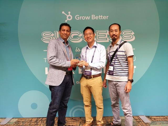 Dự đoán tăng trưởng 300% trong năm 2019,GrowSteak được HubSpot xếp hạng trong lĩnh vực Inbound Marketing - Ảnh 3.