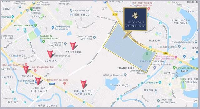 Thông trục nối Xa La – Nguyễn Xiển giúp gia tăng giá trị bất động sản - Ảnh 1.