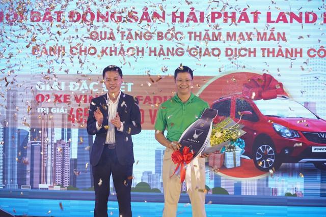 Hai Phat Land Property Festival thu hút hàng nghìn khách tham dự - Ảnh 1.