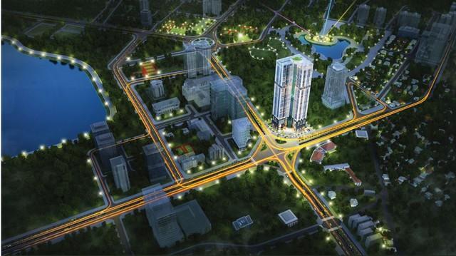 Giá bán và chính sách hấp dẫn tại dự án Golden Park Tower đang thu hút các nhà đầu tư - Ảnh 1.