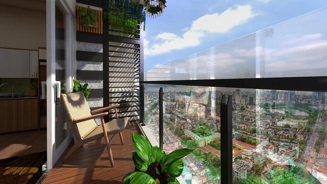 Giá bán và chính sách hấp dẫn tại dự án Golden Park Tower đang thu hút các nhà đầu tư - Ảnh 2.