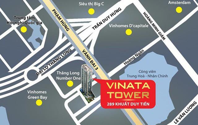Lý do khiến căn hộ Vinata Tower 289 Khuất Duy Tiến trở nên hấp dẫn? - Ảnh 1.