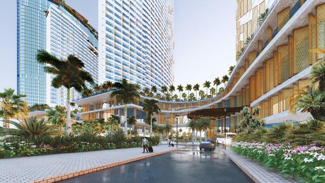 Tập đoàn Crystal Bay cùng đối tác động thổ và giới thiệu dự án tổ hợp nghỉ dưỡng 4.500 tỉ đồng Ninh Thuận - Ảnh 2.
