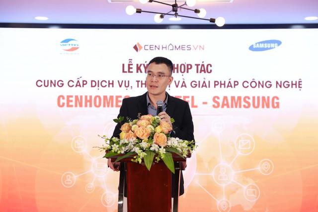 Các tập đoàn công nghệ lớn cùng Cenhomes thay đổi cách thức giao dịch bất động sản - Ảnh 2.