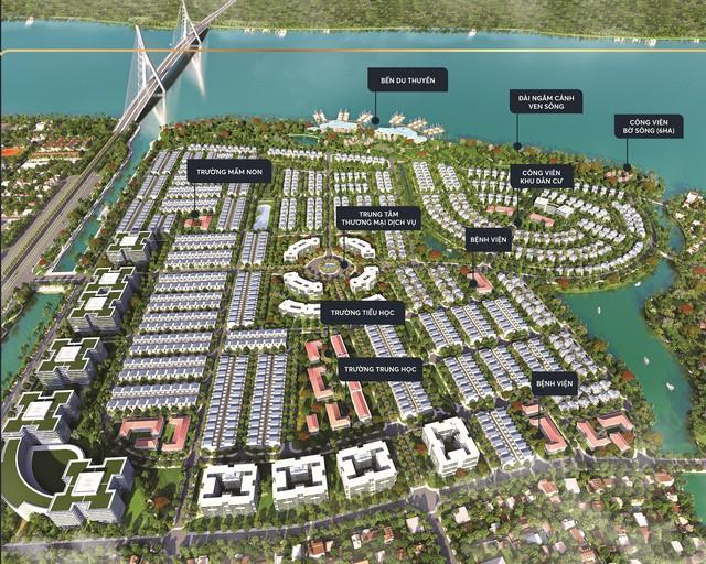 Thị trường TP.HCM khó khăn, dòng tiền đổ về bất động sản Nhơn Trạch - Ảnh 1.