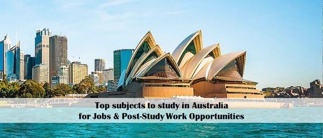 Cập nhật danh sách học bổng du học Úc mới nhất cho kỳ tháng 7/2019 - Ảnh 2.