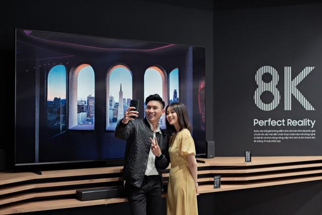 Check-in nước ngoài sang chảnh ngay tại Samsung Showcase, bạn có tin không? - Ảnh 3.