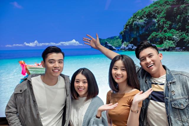 Check-in nước ngoài sang chảnh ngay tại Samsung Showcase, bạn có tin không? - Ảnh 4.