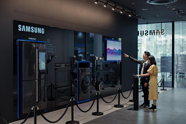 Check-in nước ngoài sang chảnh ngay tại Samsung Showcase, bạn có tin không? - Ảnh 8.