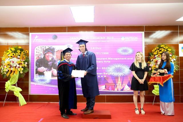 Học cử nhân Quản trị nhà hàng chuẩn mực Pháp - bằng cấp Pháp ngay tại Việt Nam - Ảnh 2.