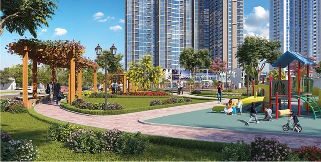 DKRA Vietnam tiếp thị và phân phối dự án Eco-Green Saigon - Ảnh 1.
