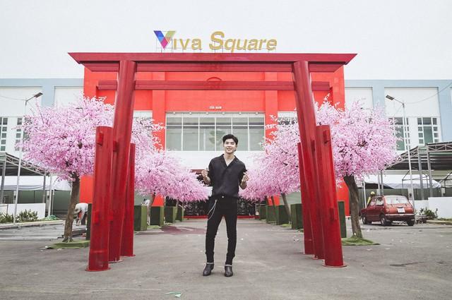 Trung tâm thương mại Viva Square khai trương với nhiều ưu đãi - Ảnh 1.