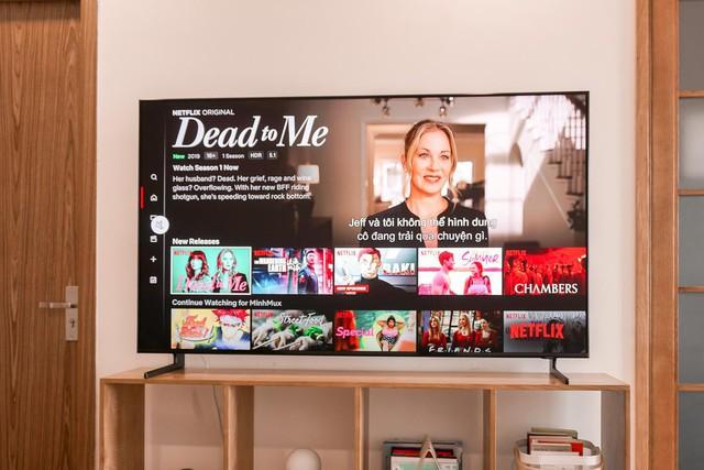 Bất cứ ai cũng tìm thấy một phần của mình trong kho ứng dụng khổng lồ trên TV Samsung QLED 8K - ảnh 3
