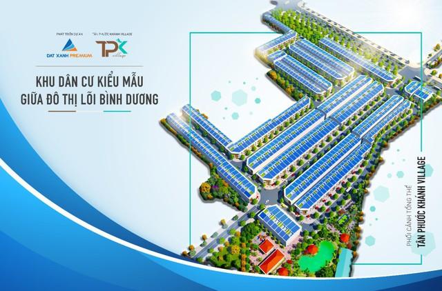 Bất động sản Tân Phước Khánh, Bình Dương thu hút nhà đầu tư - Ảnh 2.