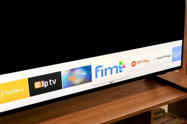 Bất cứ ai cũng tìm thấy một phần của mình trong kho ứng dụng khổng lồ trên TV Samsung QLED 8K - ảnh 4