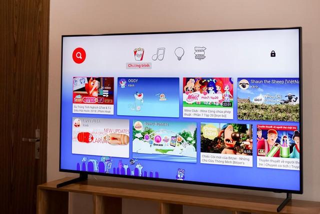 Bất cứ ai cũng tìm thấy một phần của mình trong kho ứng dụng khổng lồ trên TV Samsung QLED 8K - ảnh 5