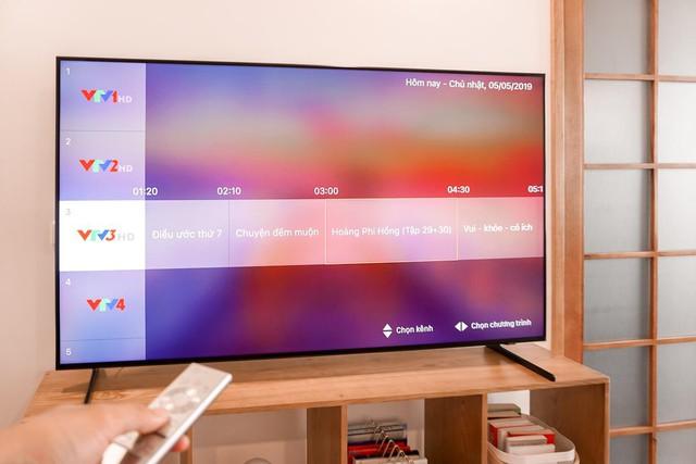 Bất cứ ai cũng tìm thấy một phần của mình trong kho ứng dụng khổng lồ trên TV Samsung QLED 8K - ảnh 6