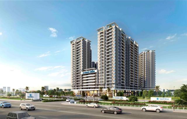 Bất động sản khu Đông tăng trưởng tích cực nhờ những dự án chất lượng - Ảnh 1.