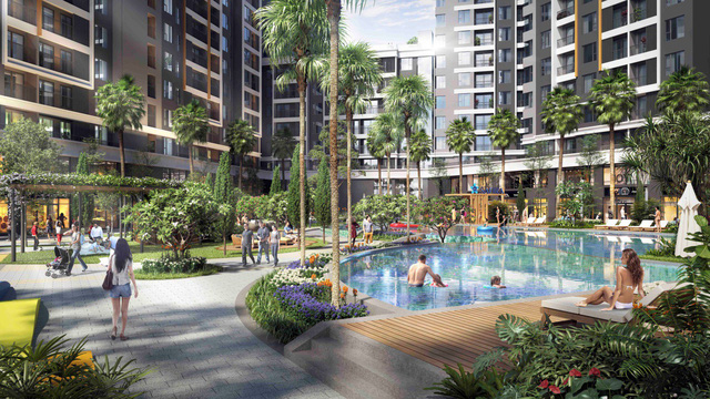 Bất động sản khu Đông tăng trưởng tích cực nhờ những dự án chất lượng - Ảnh 2.