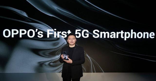 Viettel vừa sử dụng điện thoại OPPO để thử nghiệm 5G đầu tiên tại Việt Nam - Ảnh 1.