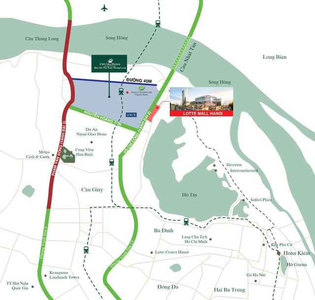 Bất động sản Tây Hồ dẫn đầu tỷ suất lợi nhuận cho thuê 2019 - Ảnh 1.