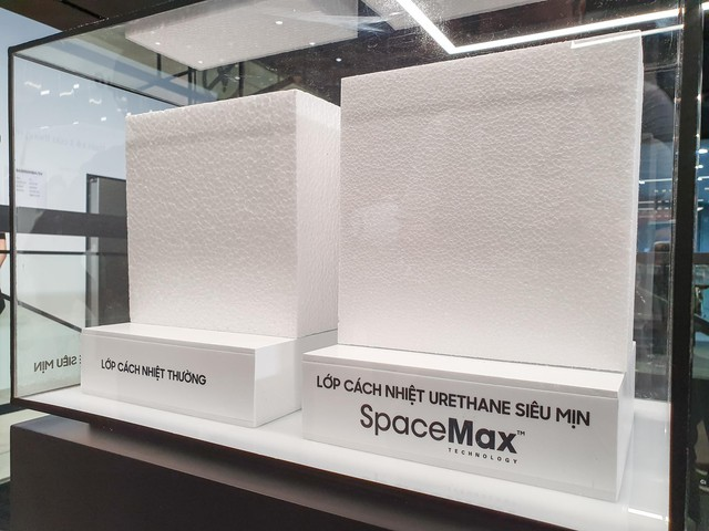 Samsung ra mắt tủ lạnh Side by Side RS5000: Thiết kế sang trọng, công nghệ mới tăng dung tích giữ lạnh ở mọi góc - Ảnh 3.