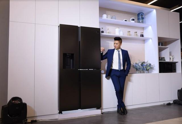 Samsung ra mắt tủ lạnh Side by Side RS5000: Thiết kế sang trọng, công nghệ mới tăng dung tích giữ lạnh ở mọi góc - Ảnh 5.