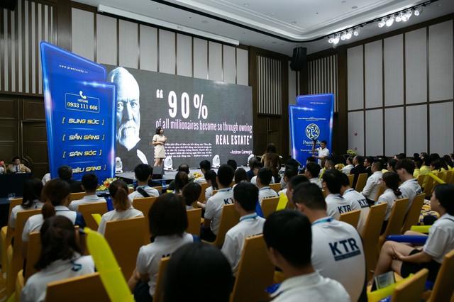 """Đà Nẵng: Hơn 500 chuyên viên BĐS bùng nổ tại """"Đường đua Siêu Sales"""" - Ảnh 1."""