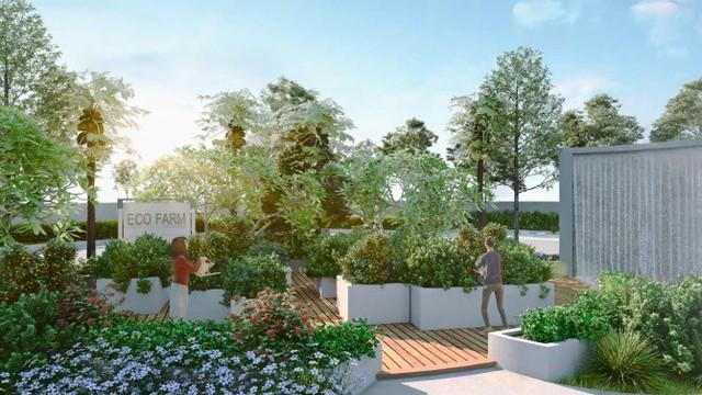 Palm Garden, tổ ấm 'xanh' cho con trẻ một tuổi thơ trọn vẹn - Ảnh 2.