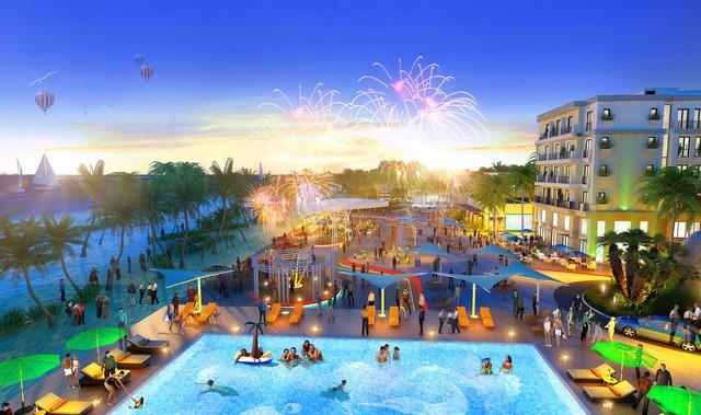 Vì sao villa, shophouse The Hamptons Plaza sắp ra mắt thu hút giới đầu tư? - Ảnh 1.