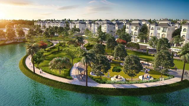 Bất động sản phía Tây thủ đô: Đủ động lực để phát triển toàn diện - Ảnh 1.