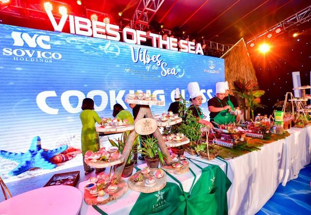 Trải nghiệm những kỳ quan của biển tại festival biển Nha Trang 2019 - Ảnh 3.
