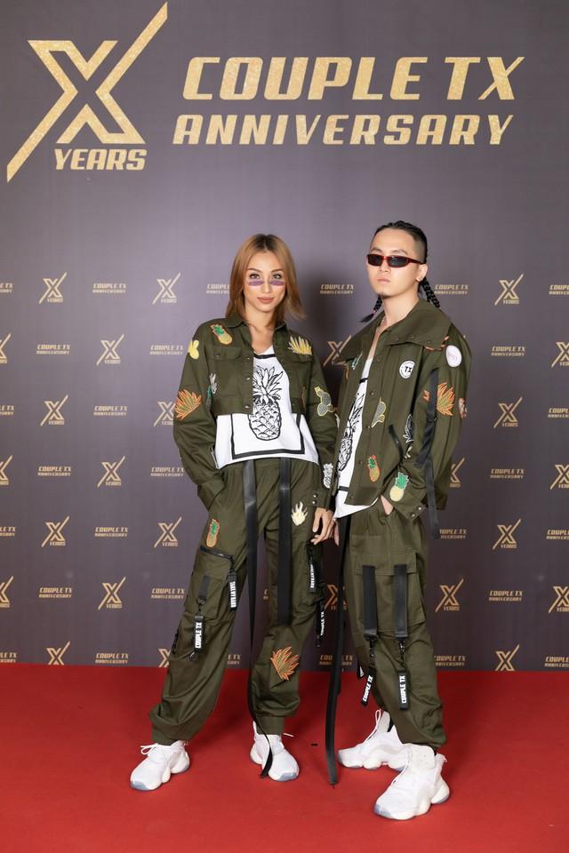 Dàn sao Việt đình đám quy tụ trong fashion show hoành tráng do Thanh Hằng làm vedette - ảnh 2