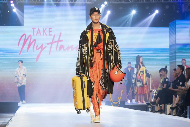 Dàn sao Việt đình đám quy tụ trong fashion show hoành tráng do Thanh Hằng làm vedette - ảnh 12