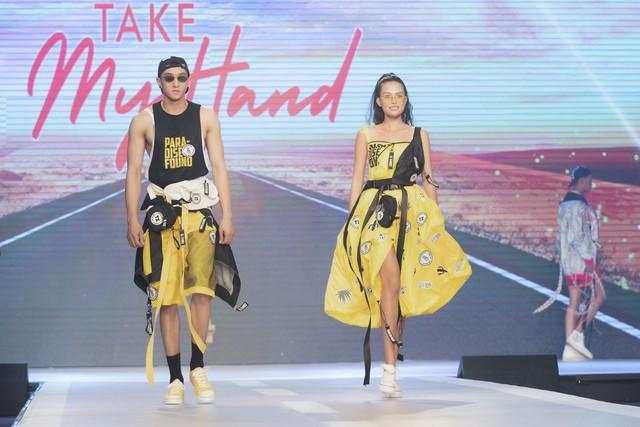 Dàn sao Việt đình đám quy tụ trong fashion show hoành tráng do Thanh Hằng làm vedette - ảnh 13