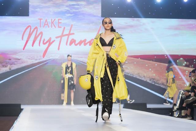 Dàn sao Việt đình đám quy tụ trong fashion show hoành tráng do Thanh Hằng làm vedette - ảnh 14