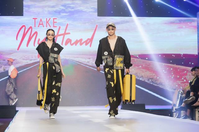 Dàn sao Việt đình đám quy tụ trong fashion show hoành tráng do Thanh Hằng làm vedette - ảnh 16