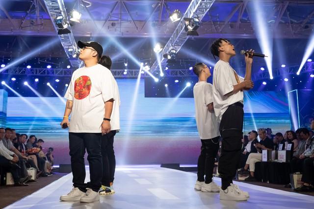 Dàn sao Việt đình đám quy tụ trong fashion show hoành tráng do Thanh Hằng làm vedette - ảnh 19