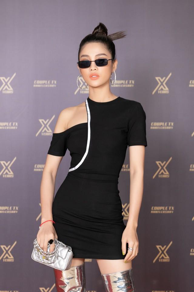 Dàn sao Việt đình đám quy tụ trong fashion show hoành tráng do Thanh Hằng làm vedette - ảnh 3